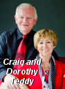 Craig and Dorothy Teddy