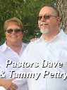 Pastors Dave and Tammy Pettry