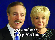 Dr. and Mrs. Larry Hutton
