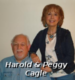 Harold and Peggy Cagle