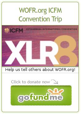WOFR.org ICFM Trip!