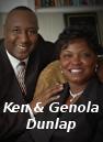 Ken and Genola Dunlap
