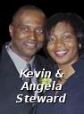 Kevin & Angela Steward