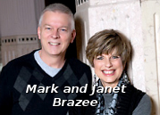 Mark and Janet Brazee