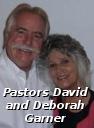 Pastors David and Deborah Garner