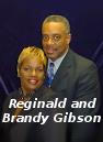 Reginald and Brandy Gibson